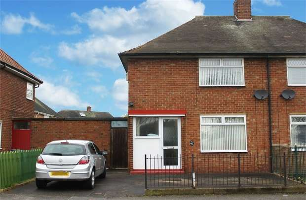 2 Bedrooms Semi Detached House for sale in Barham Road, Hull, East Riding of Yorkshire