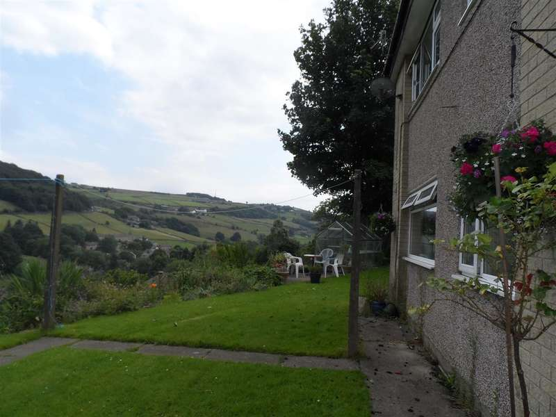 1 Bedroom Apartment Flat for rent in Railes Close, Luddenden, Halifax