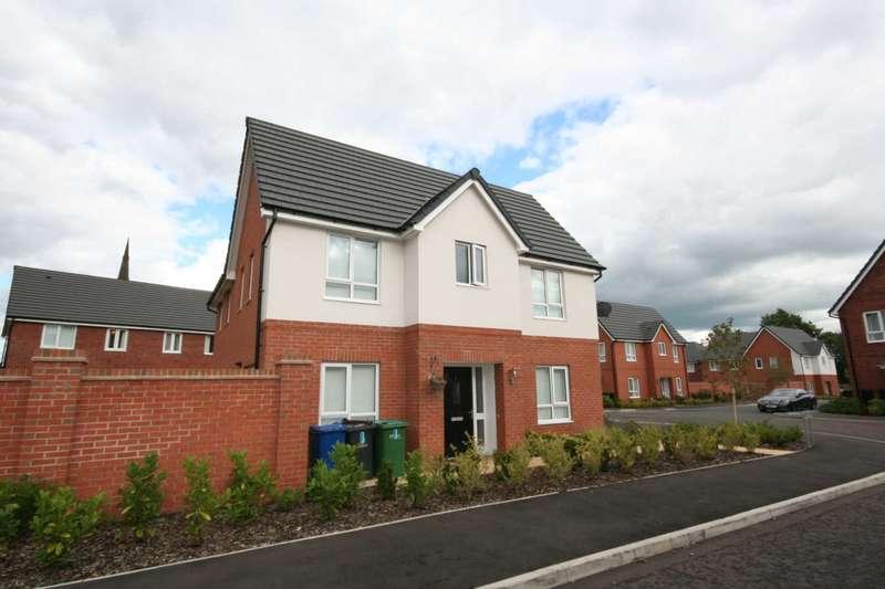 3 Bedrooms House for rent in Lintott Gardens, Warrington