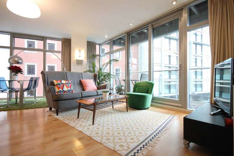 2 Bedrooms Apartment Flat for sale in Great Northern Tower, 1 Watson Street, City Centre