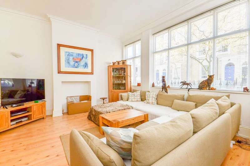 5 Bedrooms Terraced House for sale in Ifield Road, Chelsea, SW10