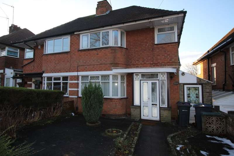 3 Bedrooms Semi Detached House for rent in Quinton Lane, Quinton, Birmingham, B32