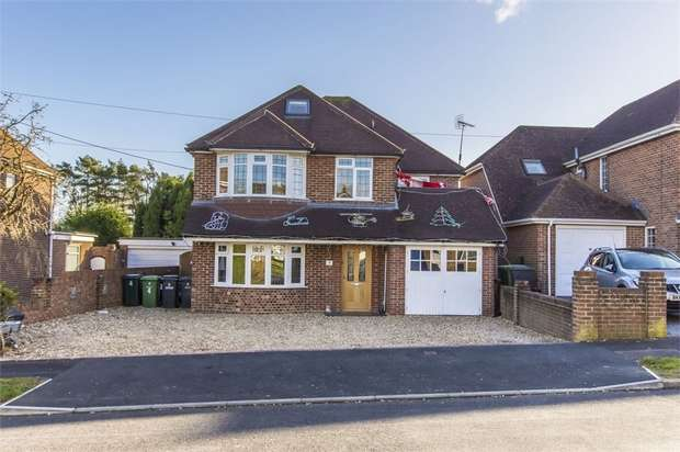 5 Bedrooms Detached House for sale in Witt Road, Fair Oak, EASTLEIGH, Hampshire