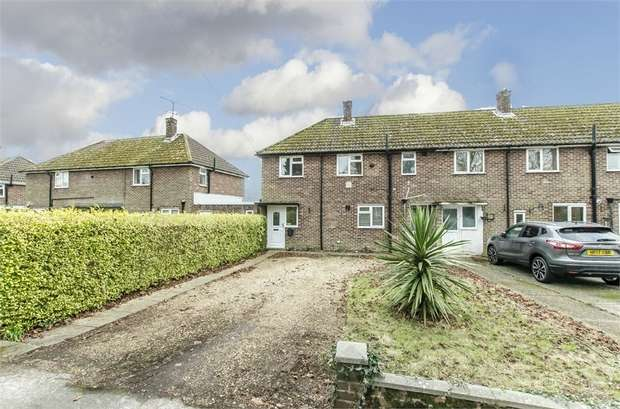 3 Bedrooms End Of Terrace House for sale in West Drive, Bishopstoke, EASTLEIGH, Hampshire