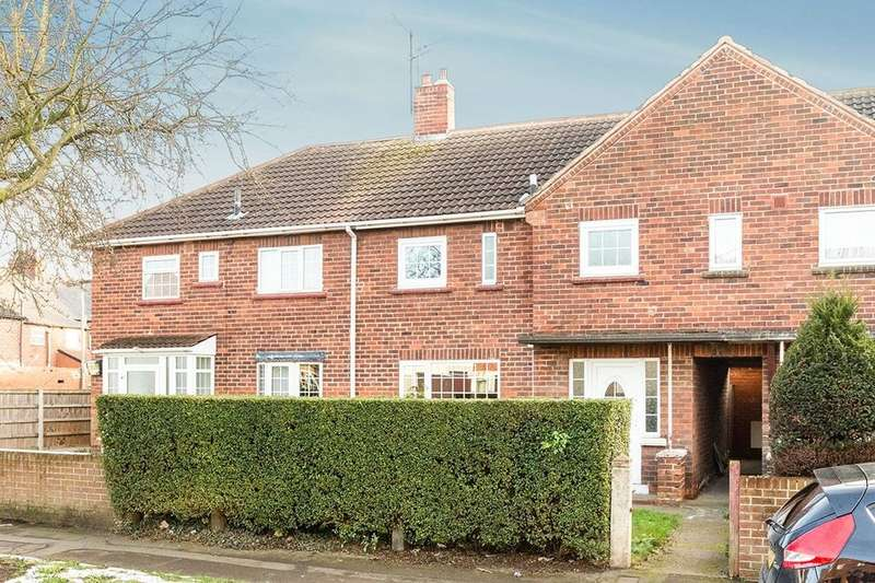 3 Bedrooms Semi Detached House for sale in Rosedale Road, Bentley, Doncaster, DN5