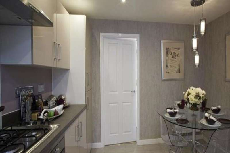 3 Bedrooms Semi Detached House for sale in The Kepwick, St Williams Place Station Road, Birkenhead, CH41