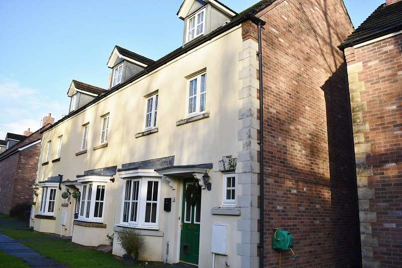 4 Bedrooms End Of Terrace House for sale in River Way, Brynmenyn, Bridgend. CF32 9HG