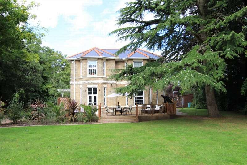 6 Bedrooms Detached House for rent in Dean Park Road, BOURNEMOUTH, Dorset