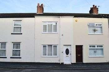 2 Bedrooms Terraced House for sale in Crooke Road, Crooke, Wigan, WN6 8LR
