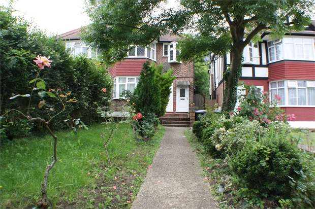 2 Bedrooms Flat for sale in Leith Close, London