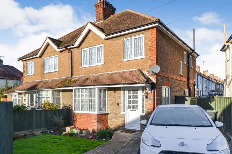 3 Bedrooms House for sale in Kingston Road, Eastbourne, BN22