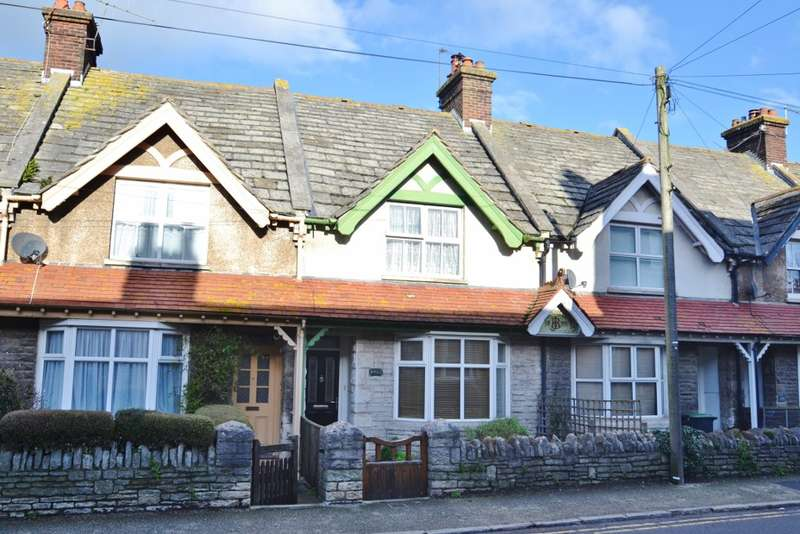 3 Bedrooms Terraced House for rent in Swanage