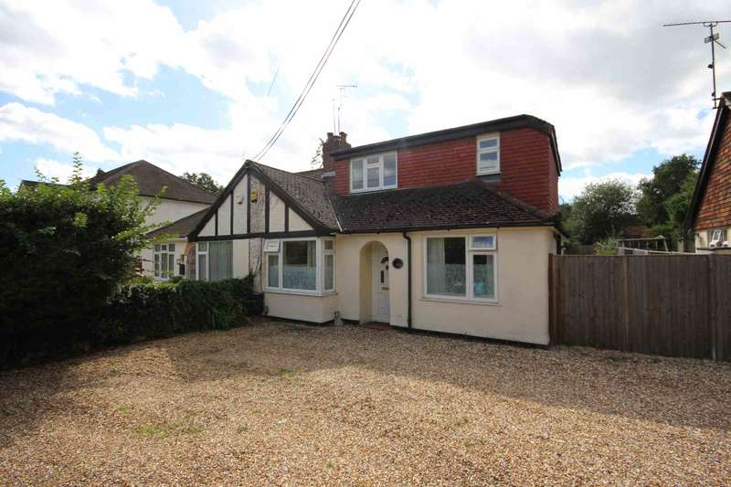 3 Bedrooms Bungalow for sale in Reading Road, Winnersh