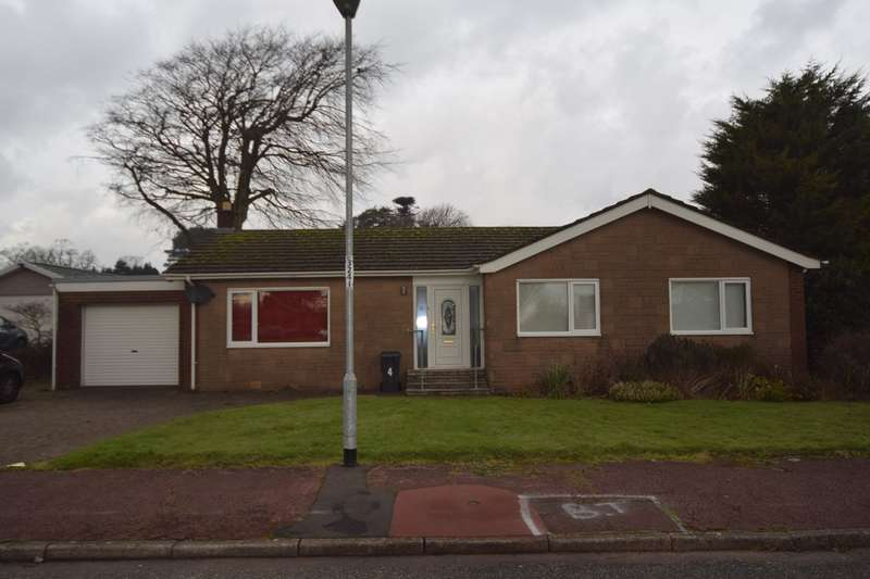 3 Bedrooms Detached Bungalow for sale in Infield Gardens, Barrow-in-Furness, Cumbria, LA13 9JW