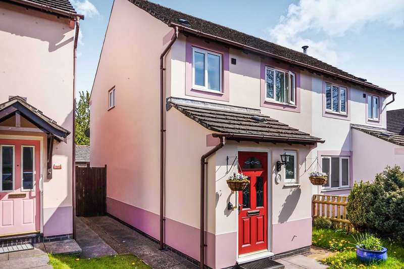 3 Bedrooms Semi Detached House for sale in Waterside, Abergavenny, NP7
