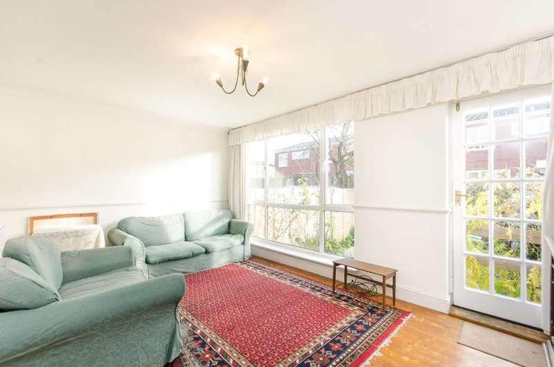 3 Bedrooms Terraced House for sale in Coleridge Close, Diamond Conservation Area, SW8