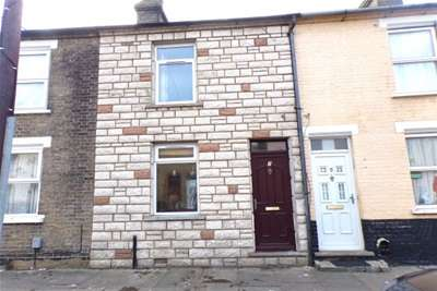 3 Bedrooms Terraced House for rent in Bedford, MK42