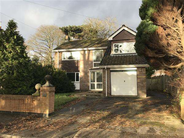 4 Bedrooms Detached House for sale in Hooton Way The Chestnuts, Hooton Way, Ellesmere Port