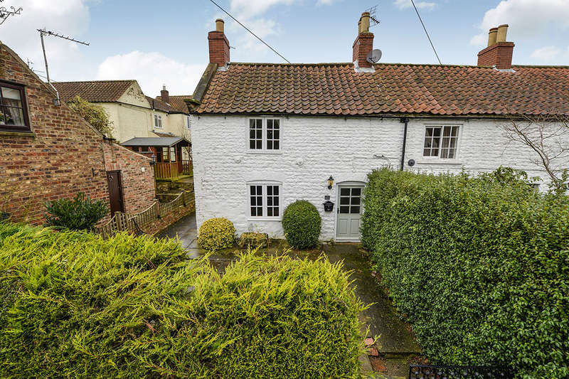 1 Bedroom Terraced House for sale in Yew Tree Cottages Burythorpe, Malton, YO17