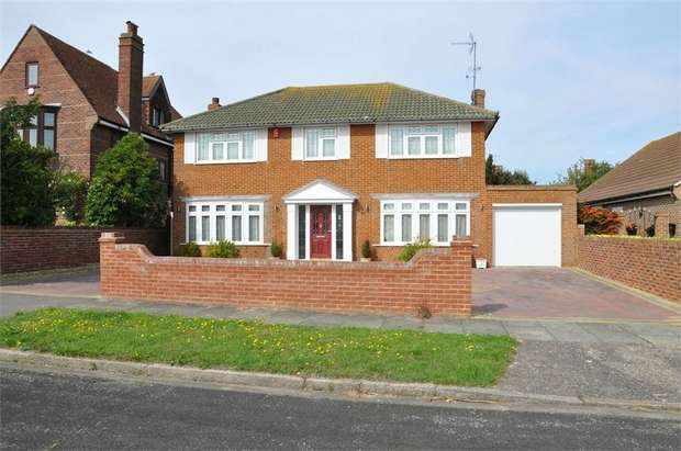 4 Bedrooms Detached House for sale in Princes Gardens, Margate, Kent