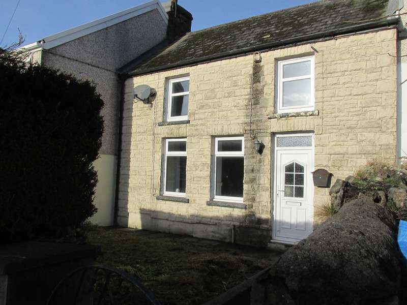 2 Bedrooms Terraced House for sale in High Street, Caeharris, Merthyr Tydfil