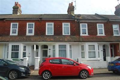 2 Bedrooms Terraced House for rent in Dursley Road, Eastbourne.