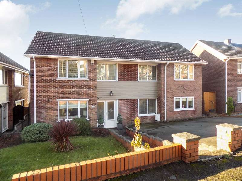 4 Bedrooms Detached House for sale in Church View, Baglan, Port Talbot, Neath Port Talbot. SA12 8UN