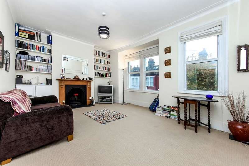 2 Bedrooms Flat for sale in Glasford Street, London SW17