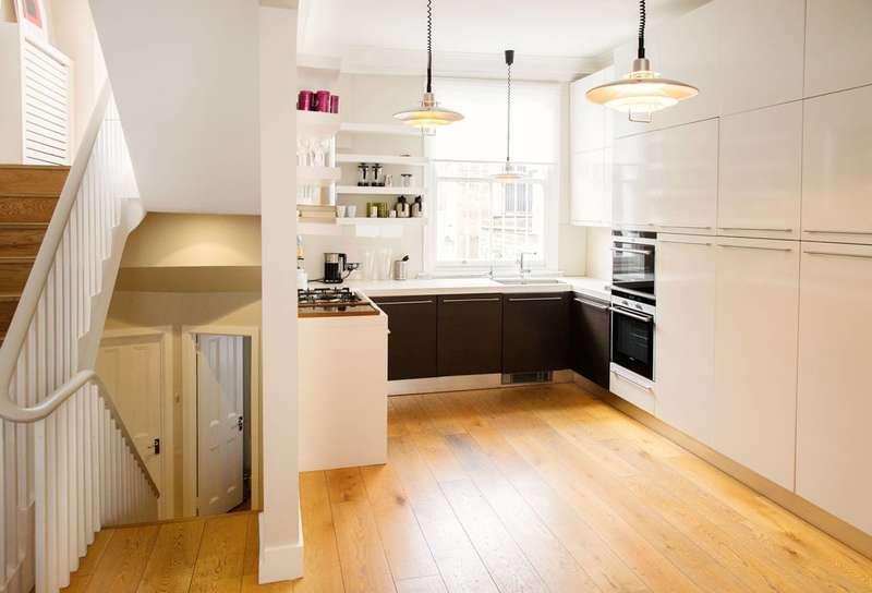 3 Bedrooms Maisonette Flat for rent in Portobello Road, Portobello, W10