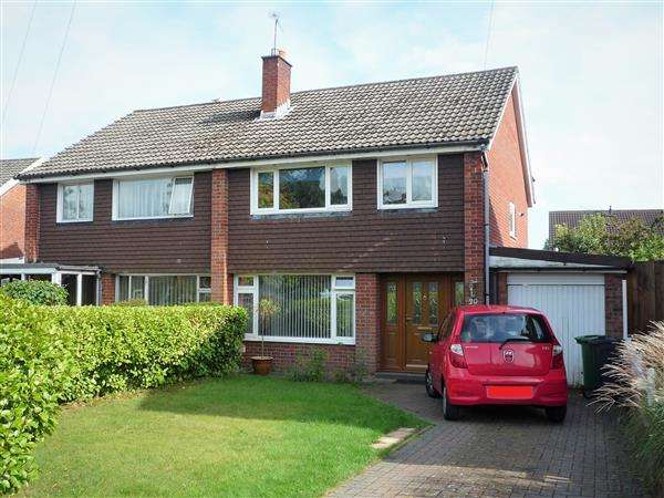 3 Bedrooms House for sale in Cwm Nofydd, Rhiwbina, Cardiff