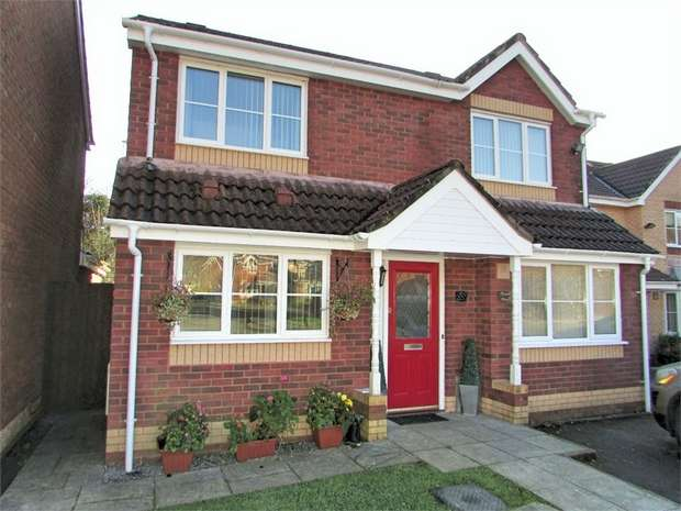 4 Bedrooms Detached House for sale in 38 Ffynnon Dawel, Aberdulais, Neath, West Glamorgan