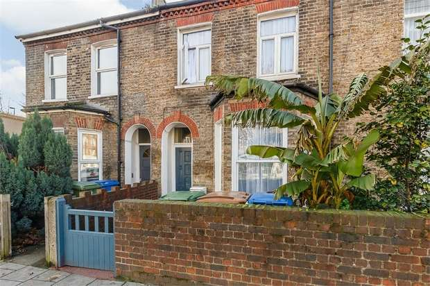 4 Bedrooms Terraced House for sale in Grove Vale, London