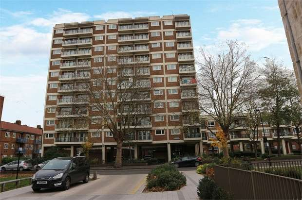 2 Bedrooms Flat for sale in Frampton Park Road, London