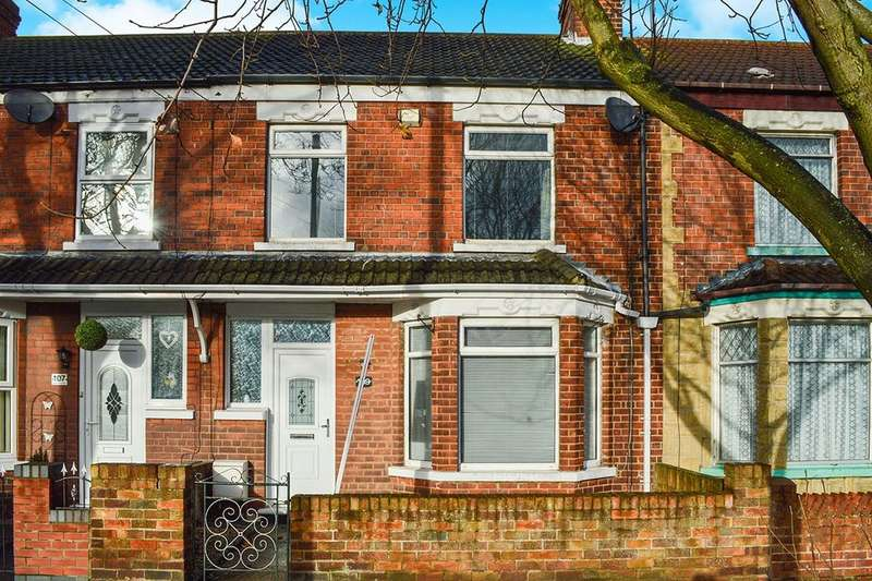 3 Bedrooms Terraced House for sale in Southcoates Lane, Hull, HU9