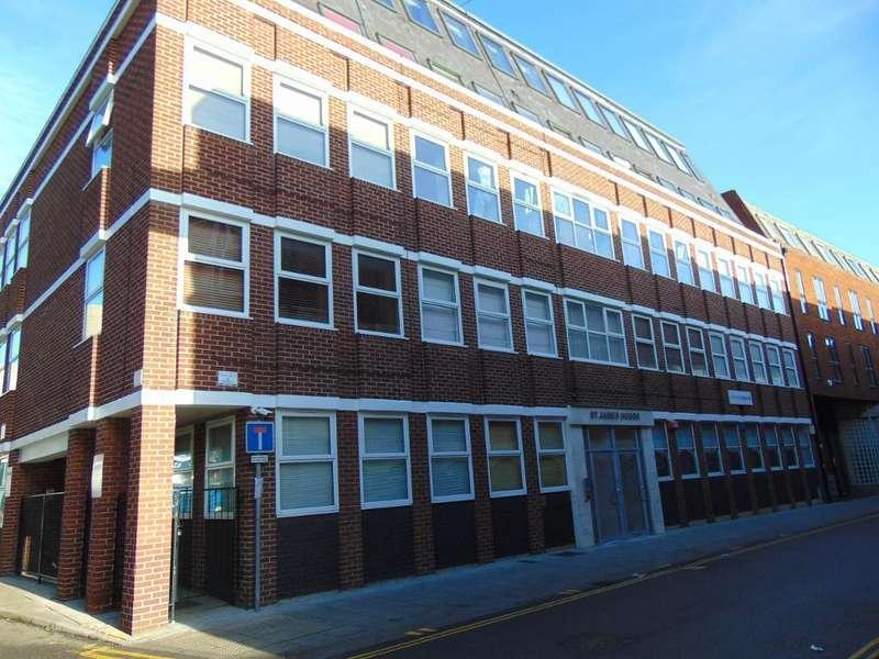 2 Bedrooms Flat for sale in Priestgate, Peterborough, Cambridgeshire, PE1 1WJ