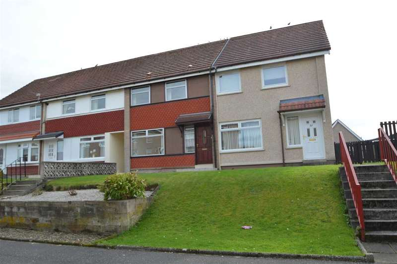 2 Bedrooms Terraced House for sale in Grange Avenue, Wishaw