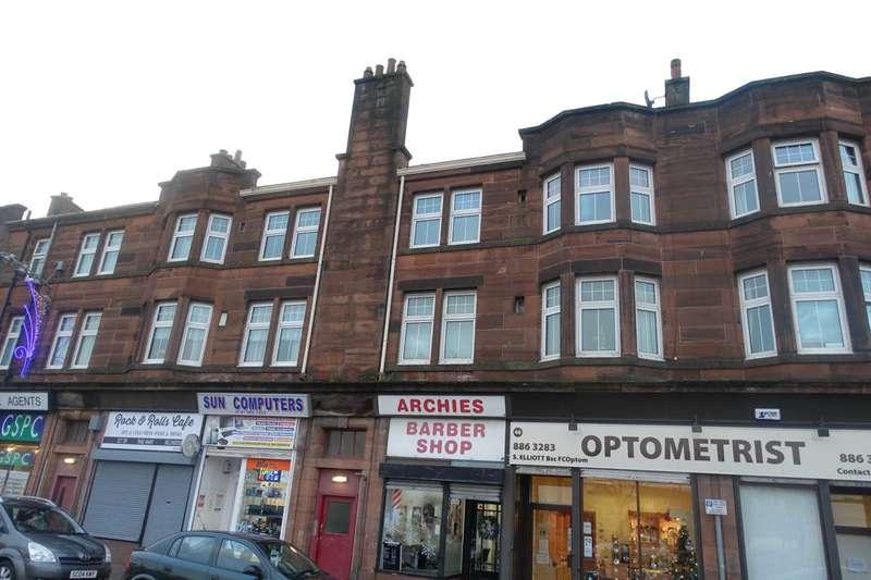 2 Bedrooms Flat for rent in High Street, Renfrew