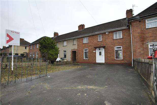 3 Bedrooms Terraced House for sale in St. Johns Lane, Bedminster, Bristol, BS3 5AT