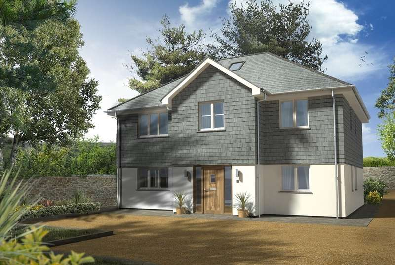 4 Bedrooms Detached House for sale in Wheal Rose, Scorrier