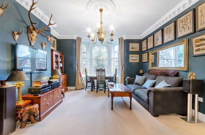 2 Bedrooms Flat for sale in Alton Road, Roehampton, SW15