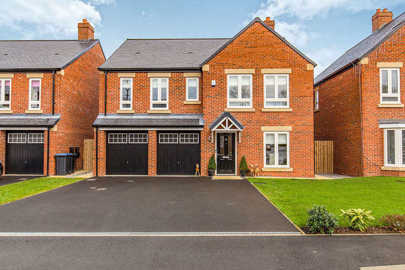 5 Bedrooms Detached House for sale in Church Drive, Middlesbrough, TS5