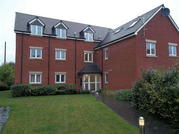 1 Bedroom Apartment Flat for rent in Bank House, Astwood Bank, Reddidtch, Astwood Bank, Redditch