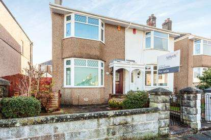 2 Bedrooms Semi Detached House for sale in Beacon Park, Plymouth, Devon