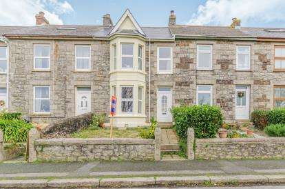 4 Bedrooms Terraced House for sale in Redruth, Cornwall, U.K.
