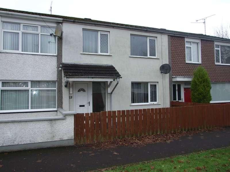 3 Bedrooms Terraced House for rent in Abercorn Park, Portadown, BT63 5JW