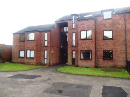 1 Bedroom Flat for sale in Queens Court, Cottage Lane, Chasetown