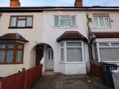 3 Bedrooms Terraced House for sale in Bromyard Road, Sparkhill, Birmingham, West Midlands