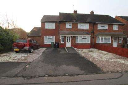 4 Bedrooms Semi Detached House for sale in Abingdon Way, Bloxwich, Walsall