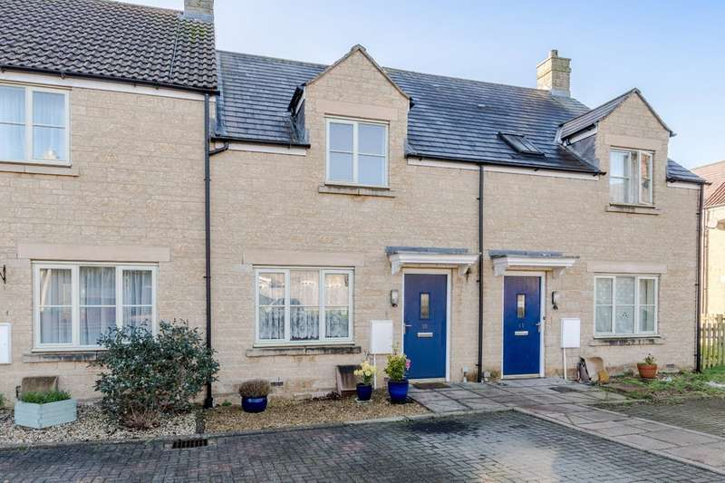 2 Bedrooms Terraced House for sale in The Retreat, Tetbury