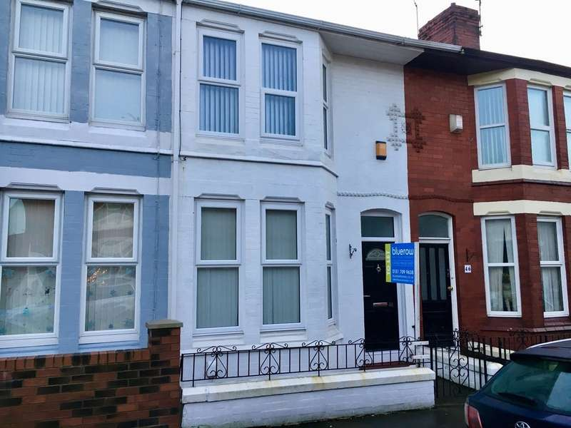 3 Bedrooms House for rent in Somerset Road, Bootle, Liverpool
